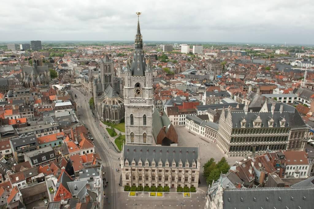 ghent-belgium-europe