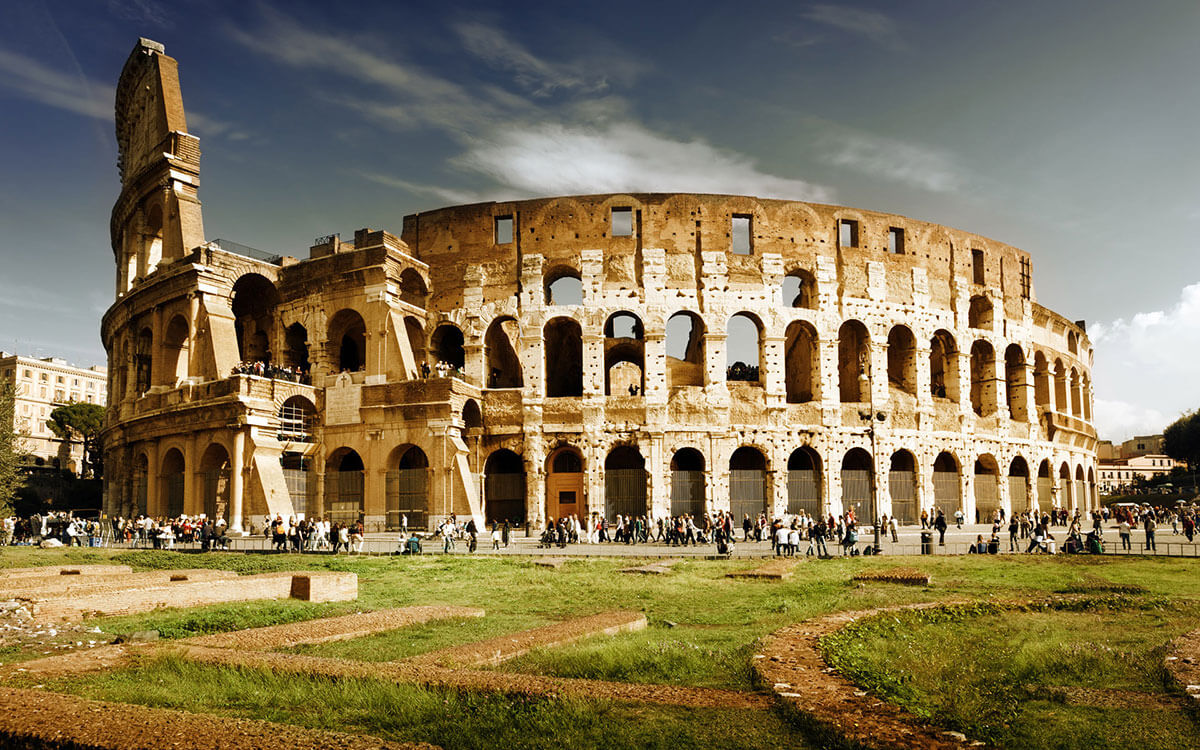 rome-colosseum-italy