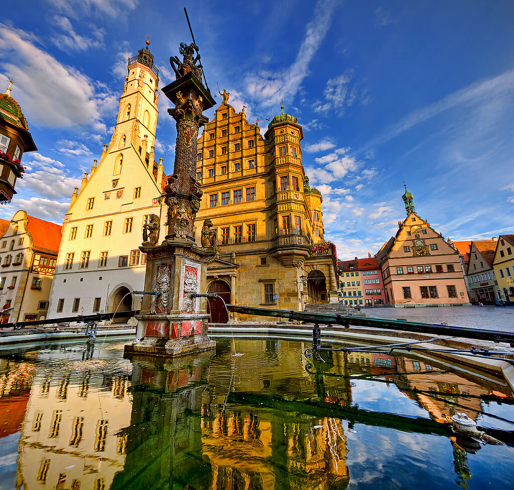 rothenburg-germany-europe
