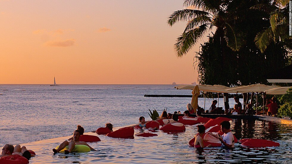 Hawaii S Top 10 Beach Bars