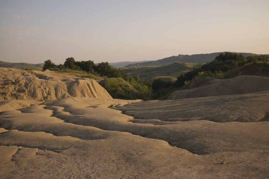 43 muddy volcanoes