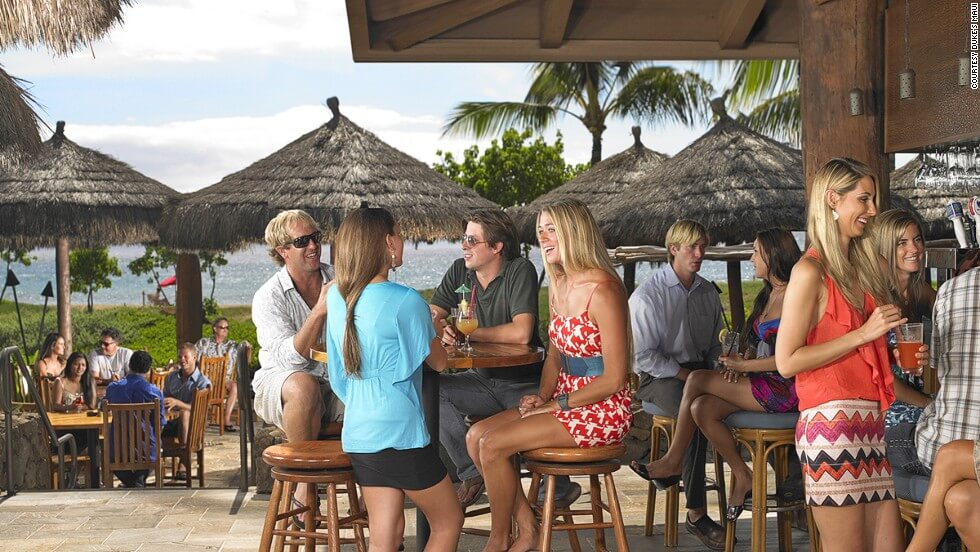 6 Ohia Bar at Duke's Beach House (Maui)