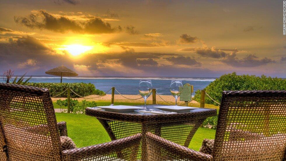 7 Oasis on the Beach (Kauai)